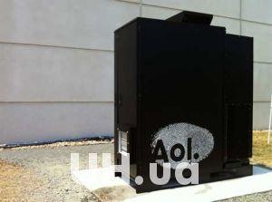 Компания AOL  презентовала прототип компактного автономного дата-центра