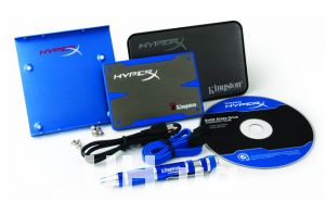 1.Kingston HyperX 3K SSD – новый 2,5-дюймовый твердотельный диск линейки HyperX 3K