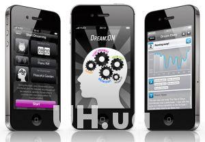 Dream:ON - приложение которое управляет снами