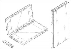 Двухэкранный планшет разрабатывает «Самсунг»