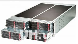 FatTwins с узлами на Xeon E5 – новый сервер от SuperMicro