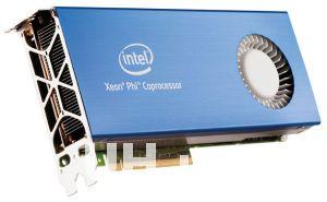Intel в 2012 презентует 50 ядерный сопроцессор Xeon Phi