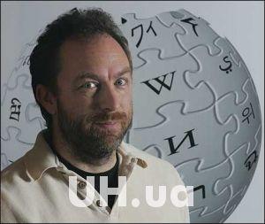 Киев посетил основатель Wikipedia Джимми Уэйлс