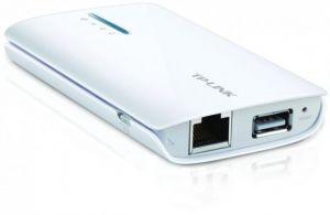 TP-Link TL-MR3040 - портативный маршрутизатор Wi-Fi с поддержкой 3G